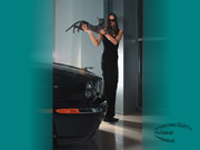 The car: Jaguar<br>